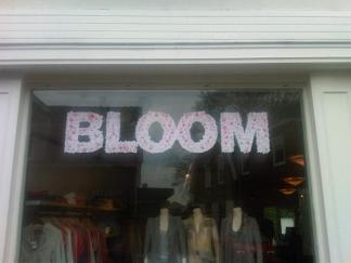 Etalage BLOOM2