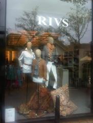 Etalage RIVS