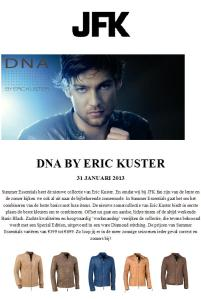 DNA - JFK