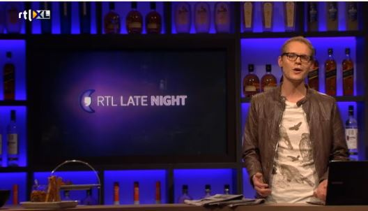 DNA @ RTL LATE NIGHT